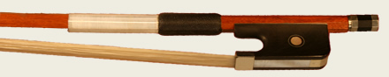 Hermann Luger CPB35 Pernambuco Cello Bow