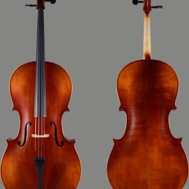 H Luger CC100 Cello Outfit