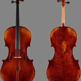 Nicolas Parola CP5 Cello