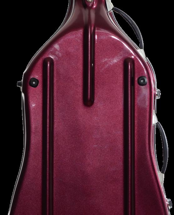 Cello Case Plum