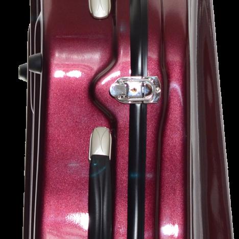 Cello Case Plum Side