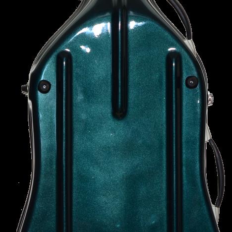Cello Case Back Teal
