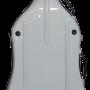 Cello Case White Back
