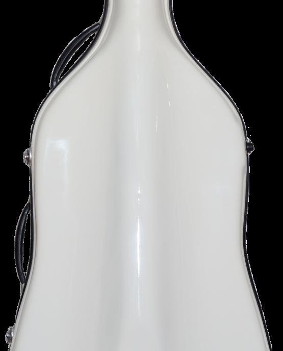 Cello Case White Front