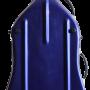 Cello Case Light Blue Back