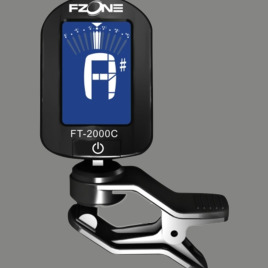 FT2000-C Clip-On Tuner