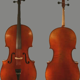 Rudolph Fiedler Cello