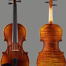 H Luger CV300 Violin Outfit