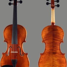 H Luger CV500 Violin