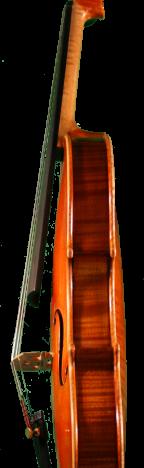 Kereske Violin Side