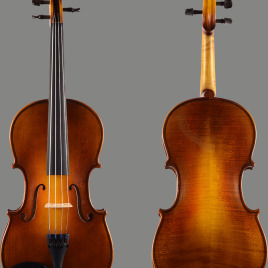 Keith, Curtis & Clifton KCC-200 Viola Outfit