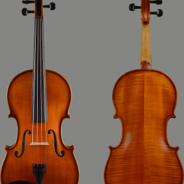 Keith, Curtis & Clifton KCC-203 Viola Outfit