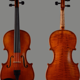 Keith, Curtis & Clifton KCC-R32V Violin