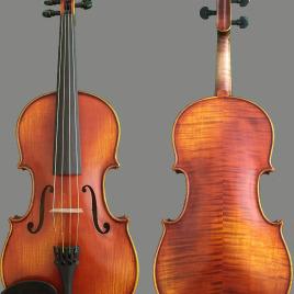 Keith, Curtis & Clifton R33A Viola