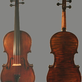 Keith, Curtis & Clifton R34A Viola