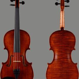 Keith, Clifton & Curtis KCC-R34V Violin