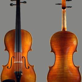 Nicolas Parola AP20 Viola Outfit