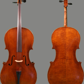 Stefan Petrov Cello