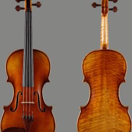 Stefan Petrov Superior Violin