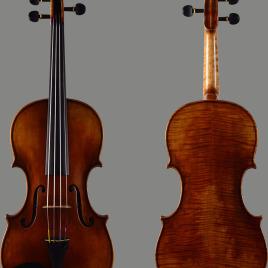 Stefan Petrov Violin