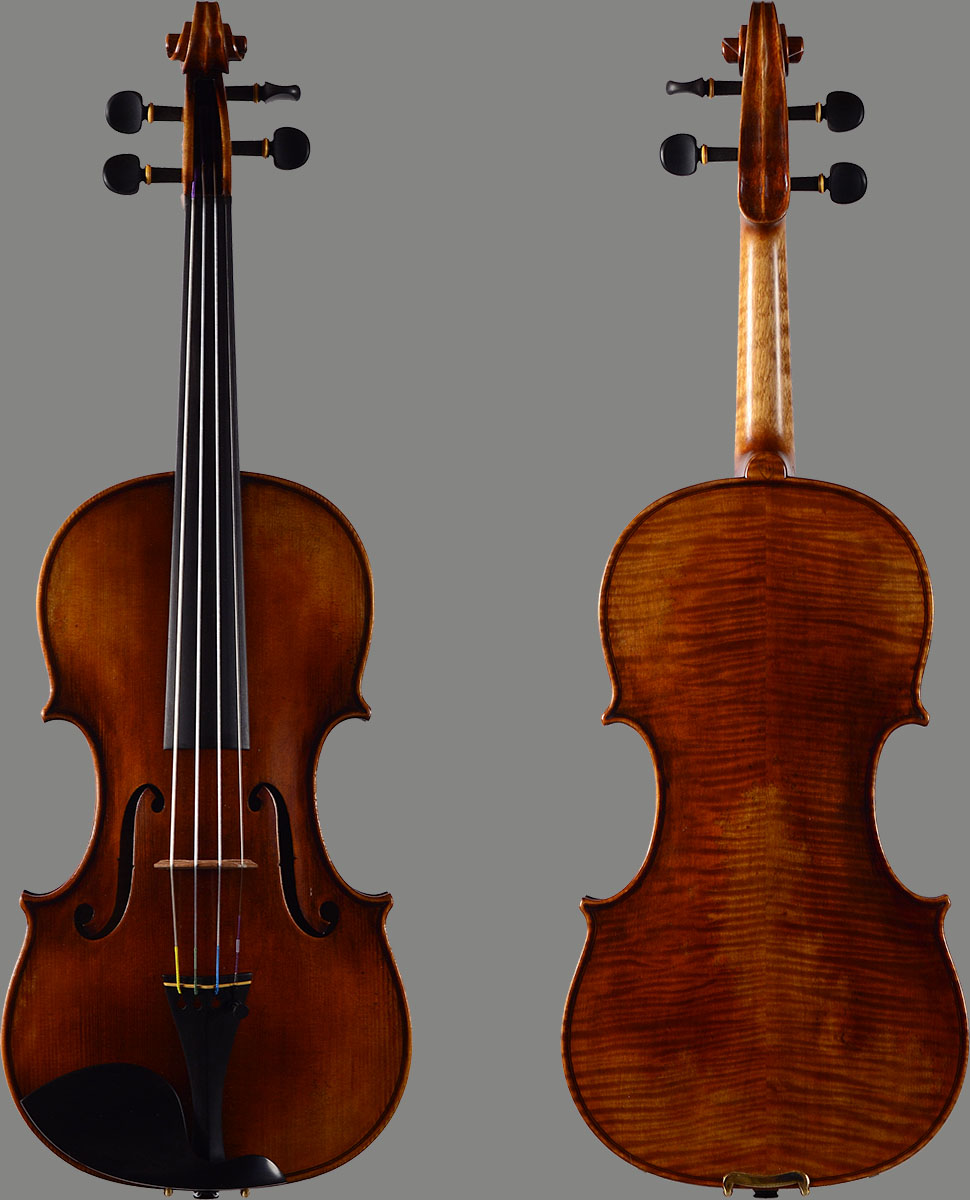 Stefan Petrov Violin | Atlantic Strings Violin Shop