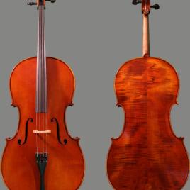 Keith, Curtis & Clifton R34C Cello
