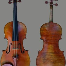 Klaus Zeler Violin – Model A (Maestro)