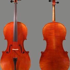 Nicolas Parola CP30E Cello