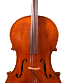 Pogany front cello