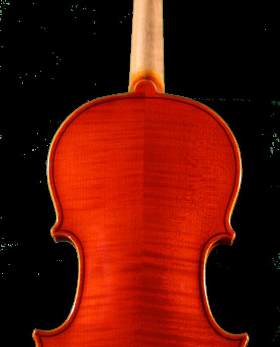 Glasel-Violin-Back