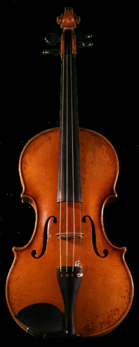 Morelli-Violin-Front