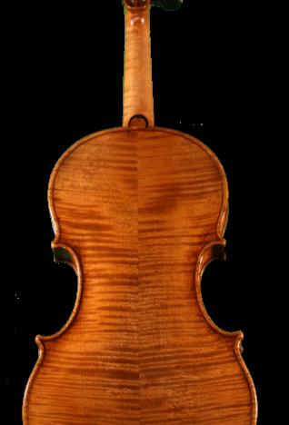 Morelli-Violin-Back