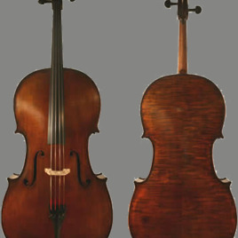 Keith, Curtis & Clifton KCC – R33C Cello