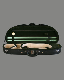 Mooney D Shaped Lightweight Violin Case