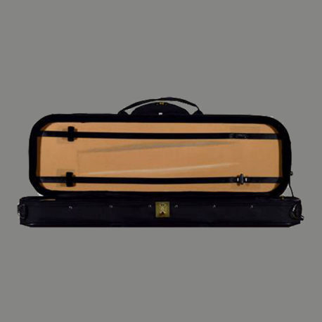 Oblong Lightweight Student Violin Case