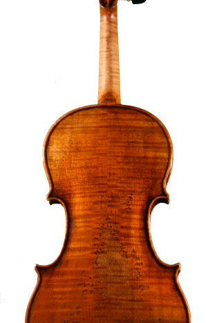 Petrov-Euro-Violin-Back