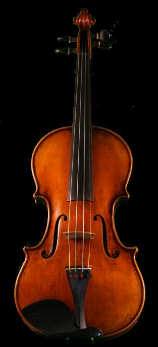 Petrov-Euro-Violin-Front