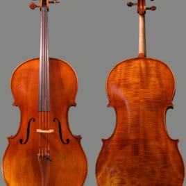Janos Pogany Cello
