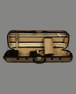 Symphony LX Deluxe Wood Archtop Violin Case