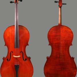 Klaus Zeler Cello