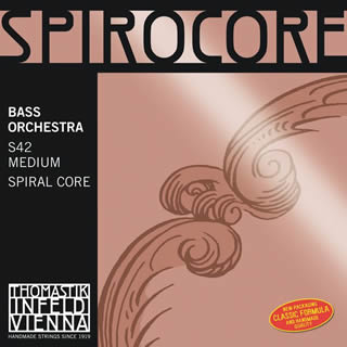 Thomastik Spirocore Bass Strings