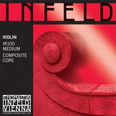 Infeld Red Strings