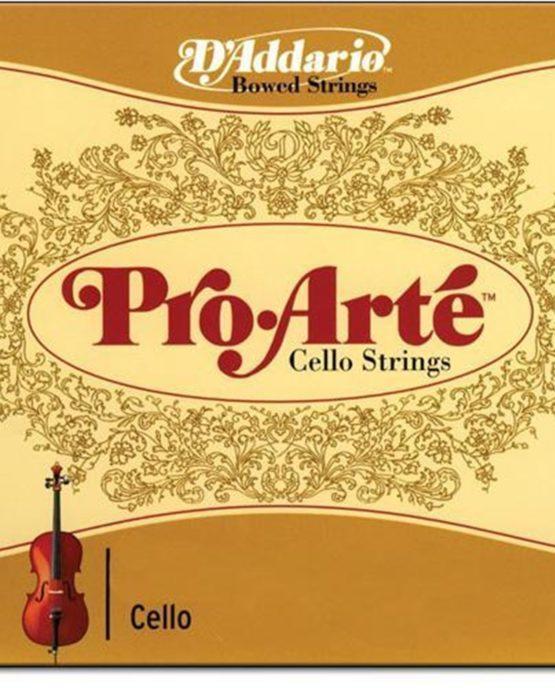 Pro Arte Cello Strings