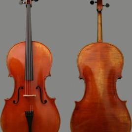 Nicolo Marcasi Cello
