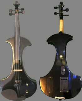 electric 4 string violin