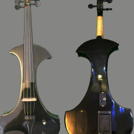 Electric Violin Outfit
