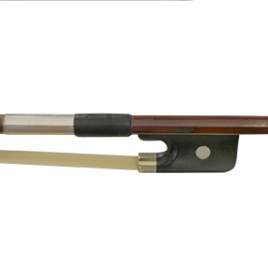 H Luger ABB25 Half-Lined Brazilwood Viola Bow