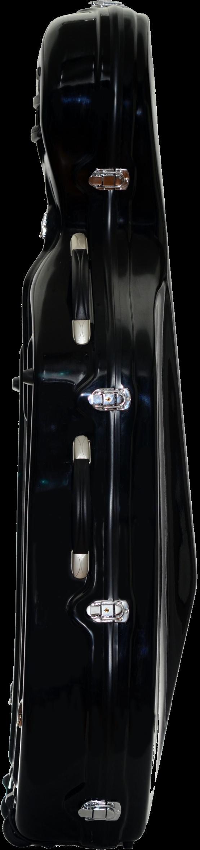 Black Cello Case Side