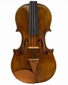 Rudolph Fiedler 18 Violin body front