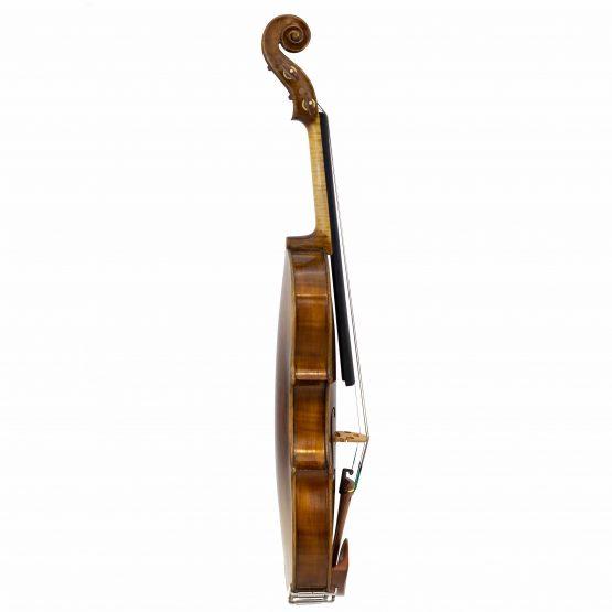 Rudolph Fiedler 18 Violin full side